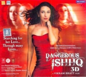 Dangerous Ishhq (2012) Movie Soundtrack