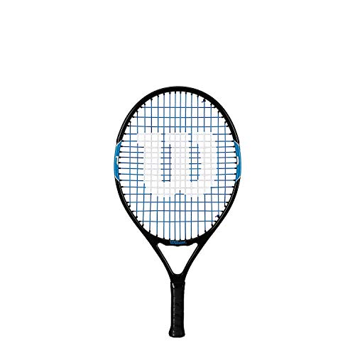 Wilson Ultra Team 25 Inch Junior Tennis Racquet Set or Kit Bundled with a Neptune Blue/Solar Lime Kid's Tennis Backpack and a Can of Tennis Balls by Generic (Image #7)