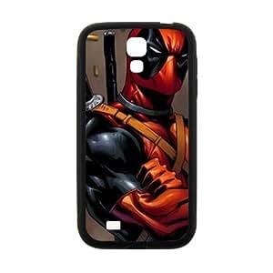 Deadpool VS Alucard Cell Phone Case for Samsung Galaxy S4