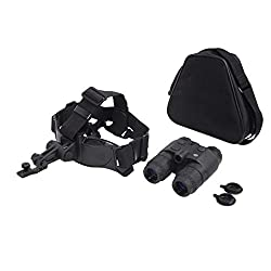 Sightmark SM15070 Ghost Hunter 1x24 Night Vision Goggle Binocular Kit (Certified Refurbished)