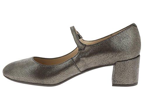 vestir Unisa mujer Zapatos negro de para EqHPgRq