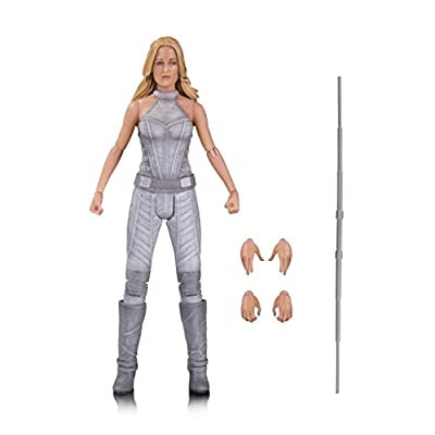 DC Collectibles DCTV Legends of Tomorrow White Canary Action Figure: DC Collectibles: Toys & Games