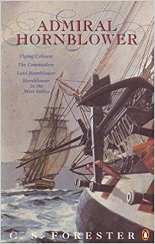 [By C S Forester ] Admiral Hornblower (A Horatio Hornblower Tale of the Sea) (Paperback)【2018】by C S Forester (Author) (Paperback)