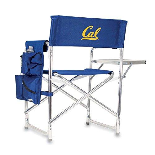 Picnic Time NCAA California Golden Bears Sports Chair