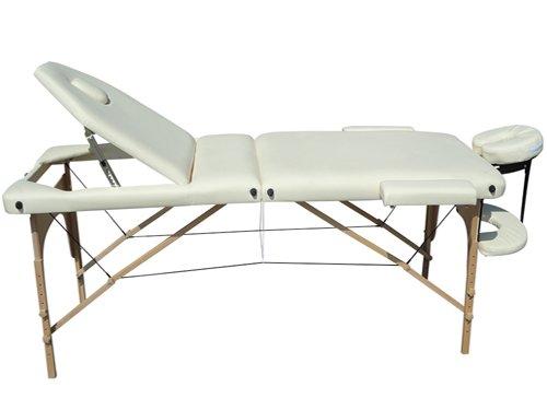 Lettino Massaggio 3 Zone Nuovo Modello Dimensione Xl 195 X 70 Cm