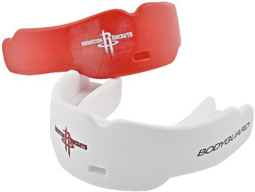 Bodyguard Pro NBA Houston Rockets Adult Mouth Guard by Bodyguard Pro