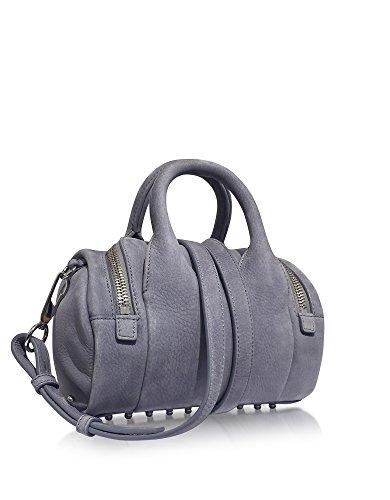 Handtaschen Alexander Leder Violett Damen 2048S0270S461 Wang xFwqXgF1