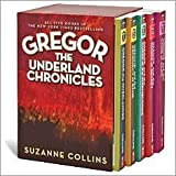 download ebook the underland chronicles complete boxed set, books 1-5: gregor the overlander, gregor and the prophecy of bane, gregor and the curse of the warmbloods, gregor and the marks of secret, and gregor and the code of claw pdf epub