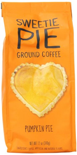 Sweetie Pie Ground Coffee Pumpkin Pie 12 Oz (Pack of 2)