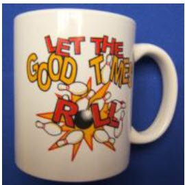 【お買い得!】 Duckpin Novelty Roll」、12パック Mug – Novelty Good
