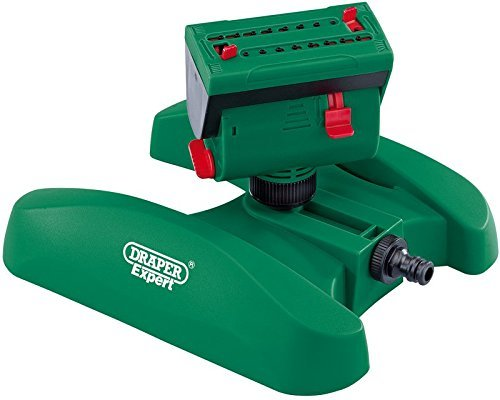 Draper Tools Expert Turbo Oscillating Sprinkler 36873