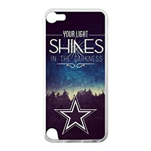 """Canting_Good """"Stars Can't Shine Without Darkness"""" Custom Case Shell Cover for IPod Touch 5 TPU (Laser Technology)"""