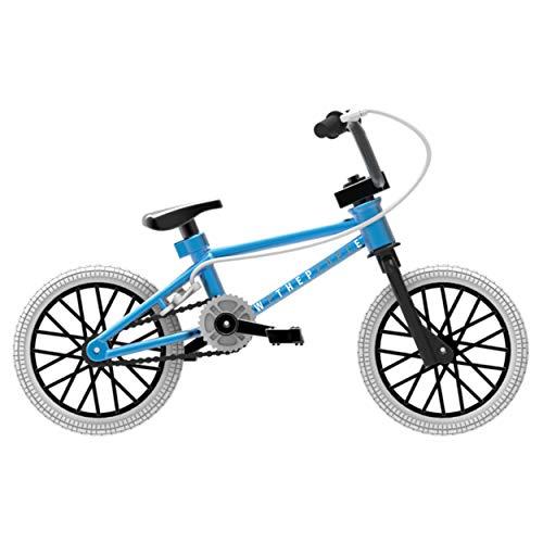 Tech Deck - BMX Finger Bike - WeThePeople - White/Blue - Series 5 by Tech Deck (Image #1)