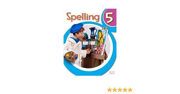 Spelling 5 Te Bk and CD 2nd Ed