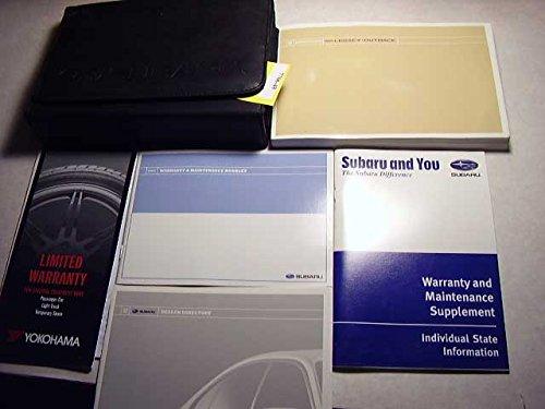 (2007 Subaru Legacy Owners Manual)