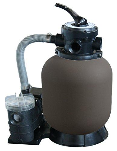 Sandfilteranlage BETA TOP 350/7 mit Pumpe Sand Filter Schwimmbad Pool aus dem Hause Well Solutions