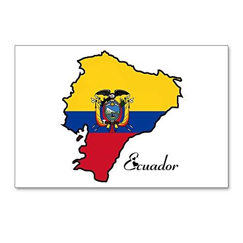CafePress - Cool Ecuador - Postcards (Package of 8), 6