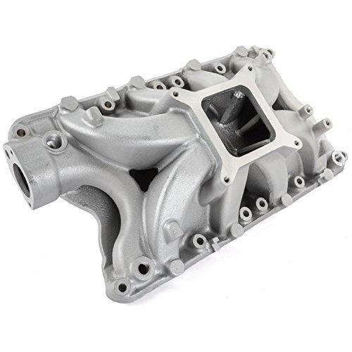 Ford 302 Intake Manifold - Procomp Electronics PCE147.1052 Shootout Intake Manifolds, Carbureted