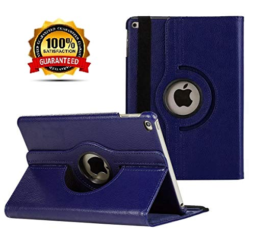 Leather Degree Rotating Stand Tablet
