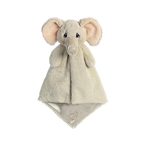 Aurora World Precious Moments Luvster Blanket Tuk Elephant - Precious Elephant