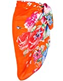 Ayliss Womens Swimwear Chiffon Printed Cover up Beach Sarong Pareo Bikini Swimsuit Wrap,#20