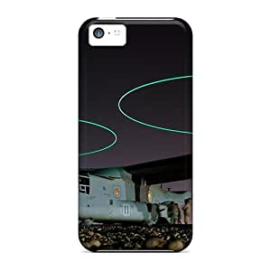 New Snap-on Skin Cases Covers Compatible With Iphone 5c- Military V22 Osprey