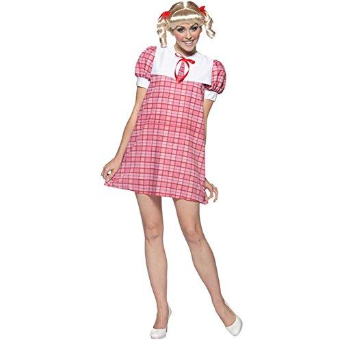 The Brady Bunch Costumes (Cindy Brady Costume (Size: Standard 6-10))