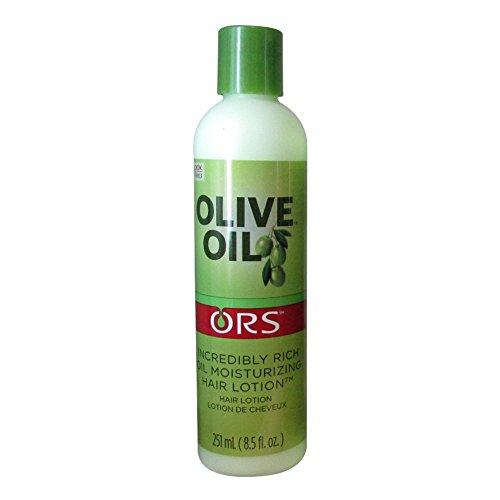 Organic Root Olive Oil (Organic Root Stimulator Olive Oil Moisturizing Hair Lotion, 8.5 Ounce)