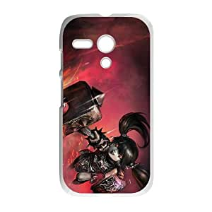Motorola G Cell Phone Case White Poopy league of legends 003 YWU9333636KSL