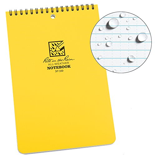 Spiral Notebooks Recycle - Rite in the Rain All-Weather 6