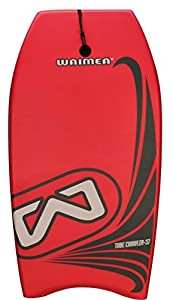 Waimea Bodyboard EPS mit glatter Unterseite, 52WW-CAG