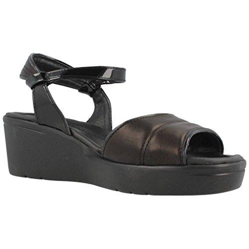 color para modelo Negro chanclas Negro marca Sandalias Sandalias Para Mujer Negro STONEFLY CP210 STONEFLY Y mujer Chanclas y wxWFqEE8IS