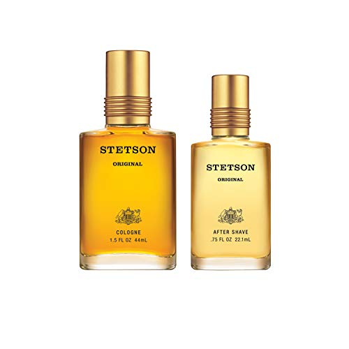Stetson Original Cologne & After Shave, 2-Piece Set