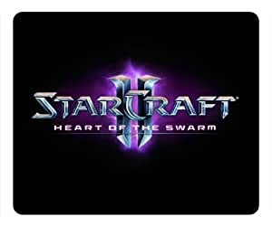Customizablestyle Starcraft 2 Heart of the Swarm Mousepad, Customized Rectangle DIY Mouse Pad