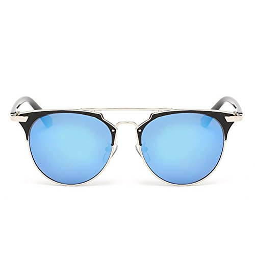 My.Monkey Womens Fashion Polarized Gradient Lens Colorful Warfarer - Code Discount Electric Sunglasses
