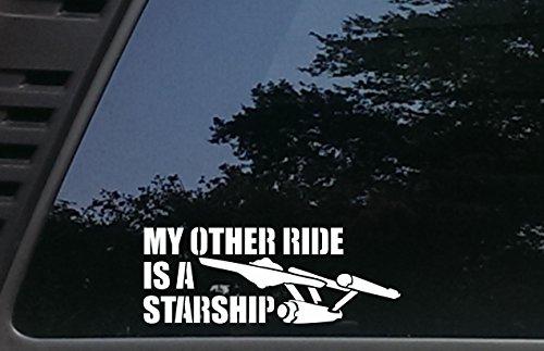 (High Viz Inc My Other Ride is a Starship - 8