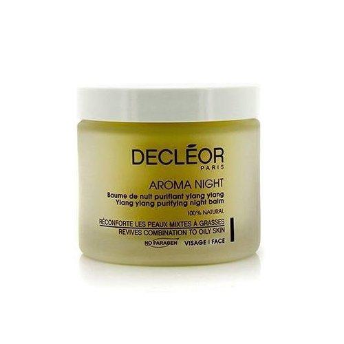 Decleor Aromessence Night Balm - Decleor Aroma Night Ylang Ylang Purifying Night Balm, Salon Size, 3.3 Ounce