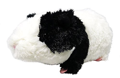 Park Toy Cute Hamster Stuff Animal Plush Doll Toy Black and White (Life Size Grinch)