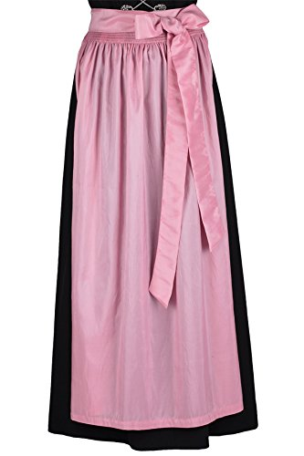 Damen Stützle Dirndl-Schürze rosa 'Roswitha', rosa, M