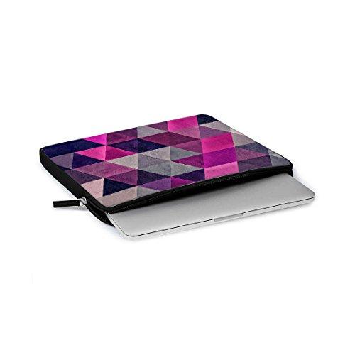 Nylon Para Laptop Cremallera De Balístico Manga 11 Macbook Con Hylyoxrype Dailyobjects FqwU7fU