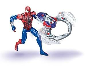 37201 hasbro Spiderman persona. Misi-n 9 cm