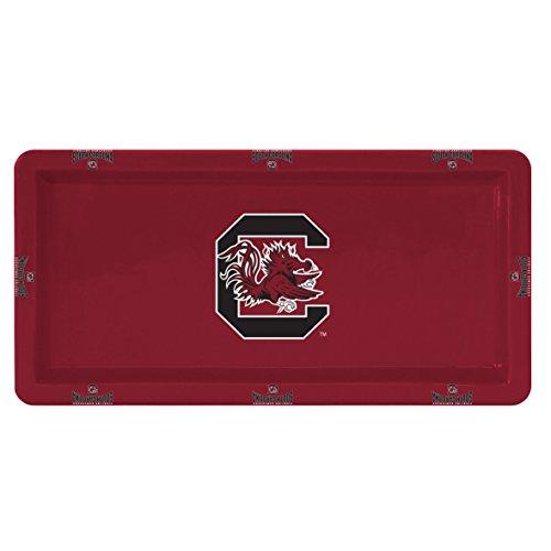 Boelter Brands NCAA South Carolina Gamecocks Ceramic Game Time Platter