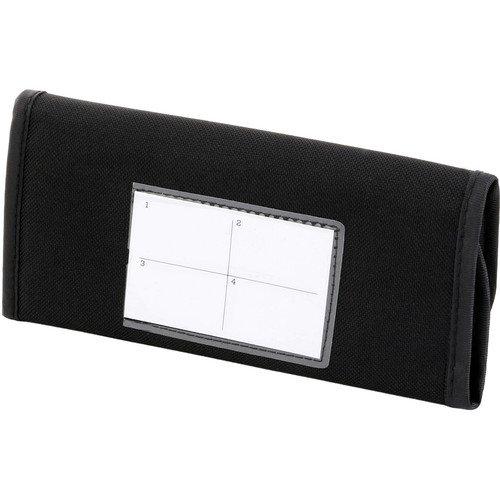 Up to 82mm Ruggard Four Pocket Filter Pouch