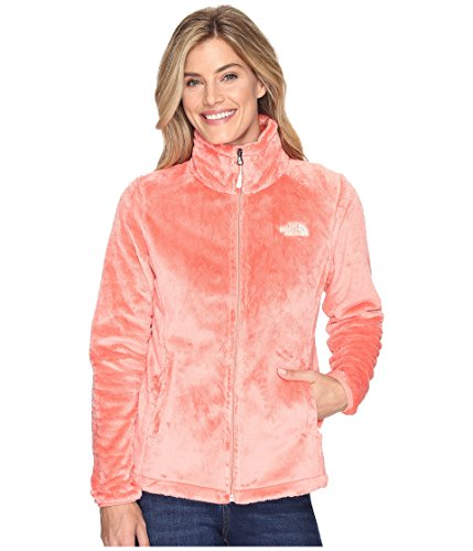 North Face Women's Osito 2 Jacket Burnt Coral (Prior Seas...