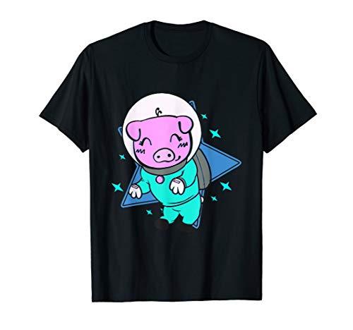 - Space Piggy Pig Shirt
