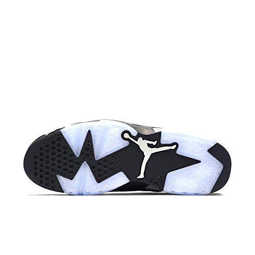 Nike Air Jordan Retro 6 Low Chrome VI 304401 003