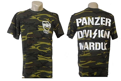 Marduk Panzer Division T-shirt Shirts & Hemden Herrenmode