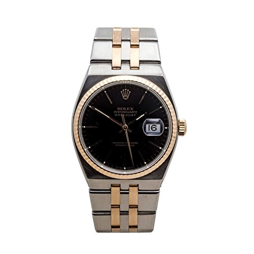 Rolex Datejust quartz mens Watch 17013 (Certified Pre-owned)