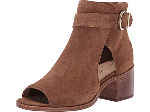 SOLE / SOCIETY Women's Tracy Tobacco 6 M US (Thick Sole Booties)