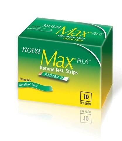 Nova Plus Ketone Test Strips